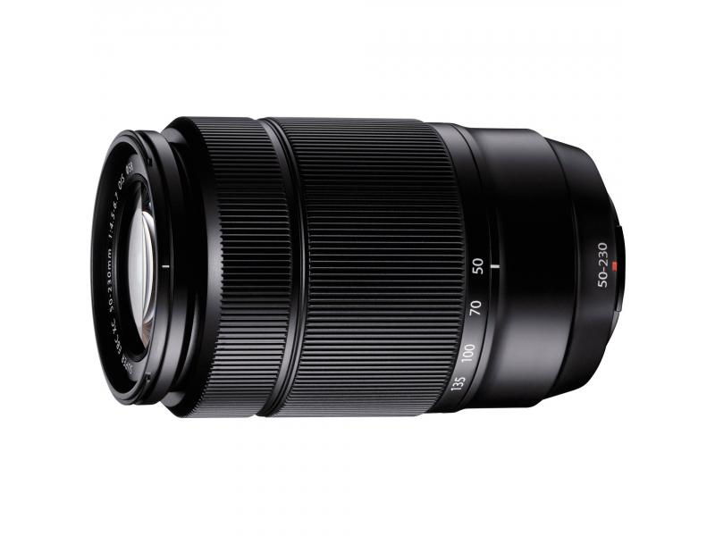 Fujifilm XC 50-230mm F4.5-6.7 OIS čierny