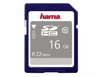 Hama 104367 High Speed SDHC 16 GB Class 10