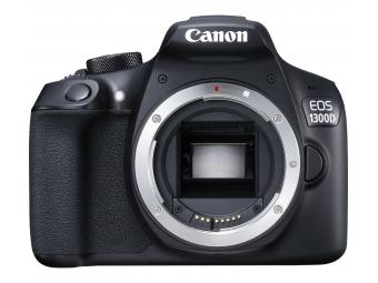 Canon EOS 1300D telo + 8GB SD karta