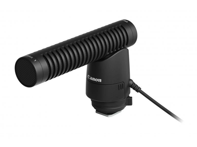 Canon DM-E1 smerový stereofónny mikrofón