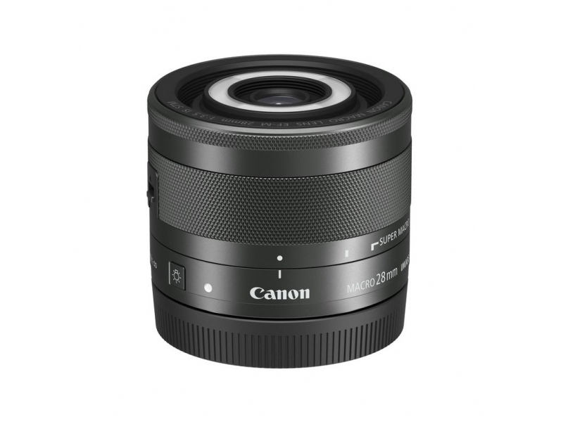 Canon EF-M 28mm f/3,5 Macro IS STM