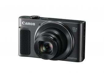 Canon PowerShot SX620 HS čierny + Canon púzdro DCC-1500 ZADARMO