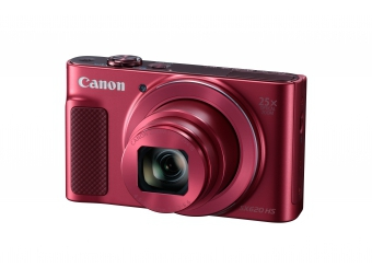 Canon PowerShot SX620 HS červený + Canon púzdro DCC-1500