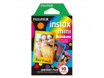 Fujifilm Instax mini FILM Rainbow 10 fotografií (len pre instax mini)