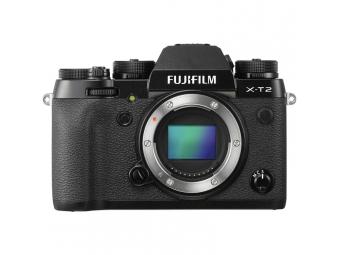 Fujifilm X-T2 telo čierne + pamäťová karta 16 GB