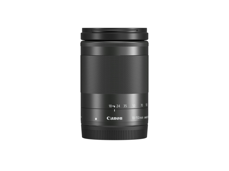 Canon EF-M 18-150mm f/3.5-6.3 IS STM čierny pre EOS M