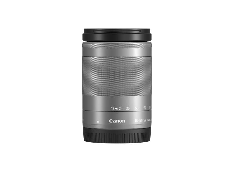 Canon EF-M 18-150mm f/3.5-6.3 IS STM strieborný pre EOS M