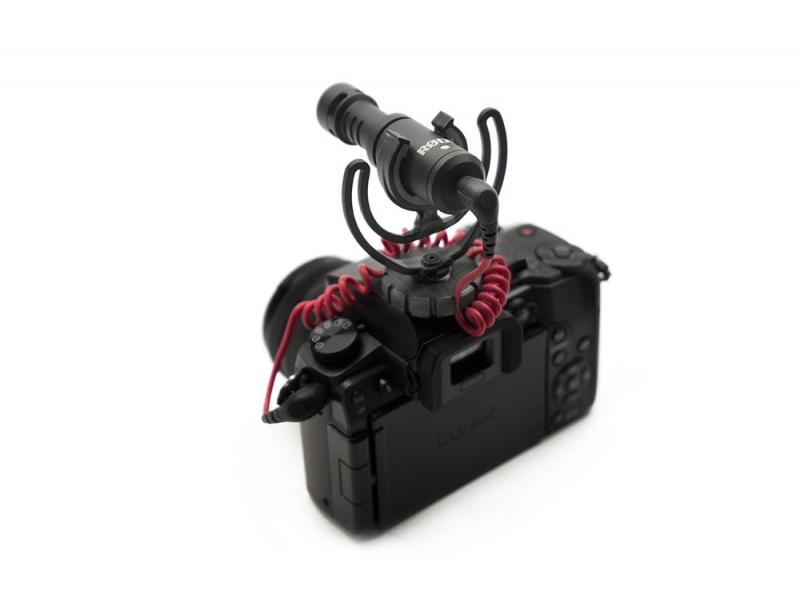 Rode VideoMicro - miniaturný smerový mikrofón pre fotoaparát