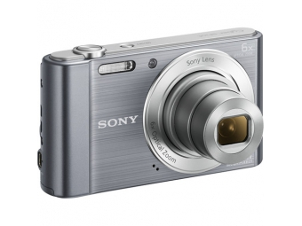 SONY DSC-W810S 20,1 MP, 6x zoom, 2,7