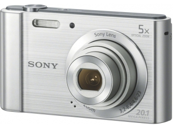 SONY DSC-W800S 20,1 MP, 5x zoom, 2,7