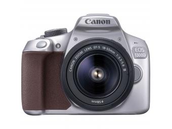 Canon EOS 1300D + EF-S 18-55 DC Silver