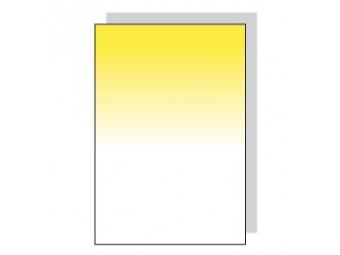 Fomei Graduated Yellow - 83x95mm SQ, žltý prechodový filter
