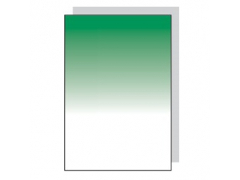 Fomei Graduated Green - 83x95mm Sq, zelený prechodový filter