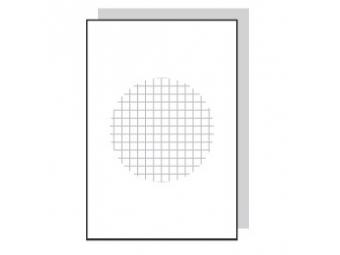 Fomei Star 4x - 83x95mm SQ Glass, filter
