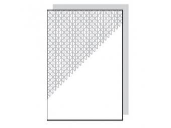 Fomei Star 6x - 83x95mm SQ Glass, filter