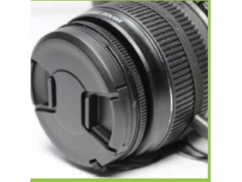 Fomei 55mm Central Clip predná krytka
