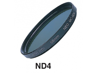 Marumi filter 58mm ND-4