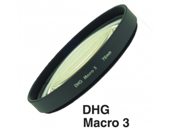 Marumi filter DHG-55mm Macro-3