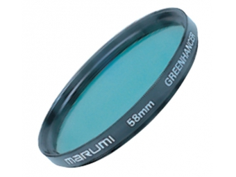 Marumi filter DHG - Greenhancer 55mm