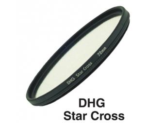 Marumi filter DHG-62mm Star Cross