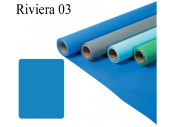 Fomei 1,35x11m Riviera , papierová rola, fotografické pozadie