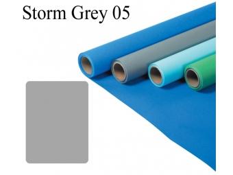 Fomei 1,35x11m STORM GREY , papierová rola, fotografické pozadie
