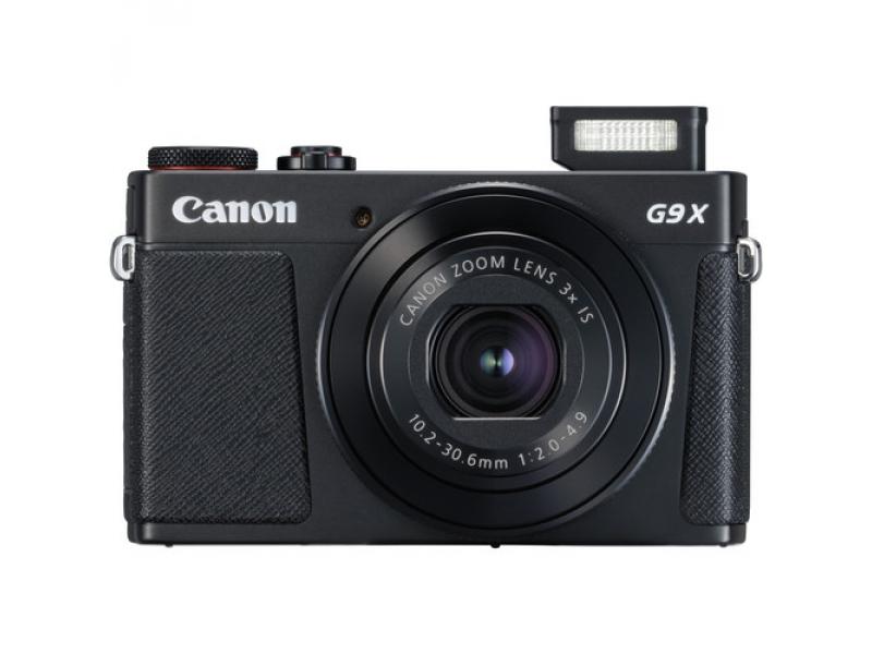 Canon PowerShot G9X II čierny + Canon Púzdro DCC-1890