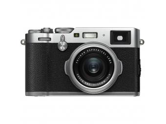 Fujifilm X100F strieborný  +  pamäťová karta 16 GB