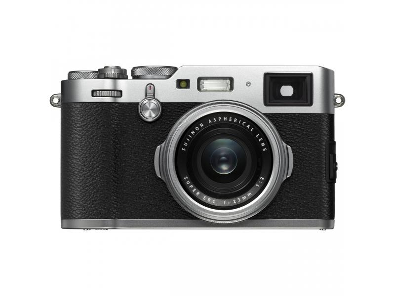Fujifilm X100F strieborný