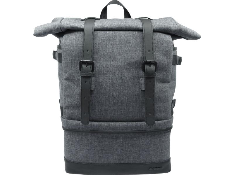 Canon BP-10 ruksak, textil, šedý
