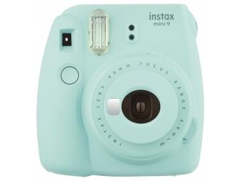 Fujifilm Instax mini 9 svetlo modrý