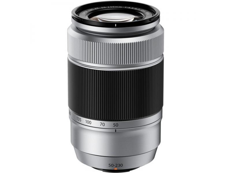 Fujifilm XC 50-230mm F4.5-6.7 OIS strieborný