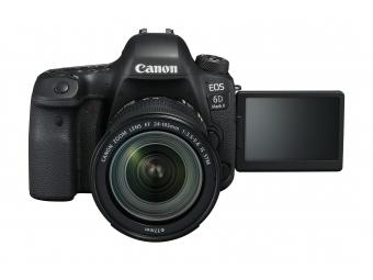 Canon EOS 6D Mark II + EF 24-105mm f/3,5-5,6 IS STM + darček
