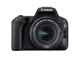 Canon EOS 200D + EF-S 18-55mm f/4-5,6 IS STM -50€ CASHBACK