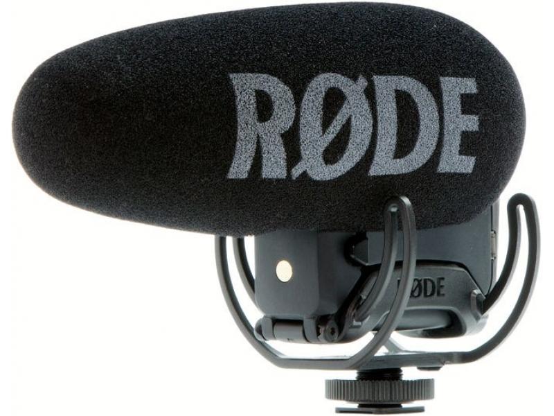 Rode VideoMic Pro+ - kompaktný smerový mikrofón pre DSLR