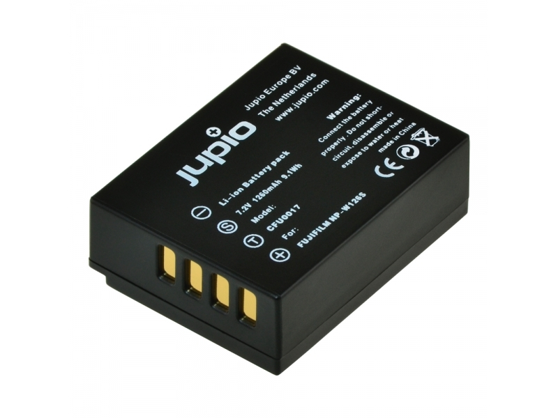 Jupio batéria NP-W126S 1260mAh pre Fuji