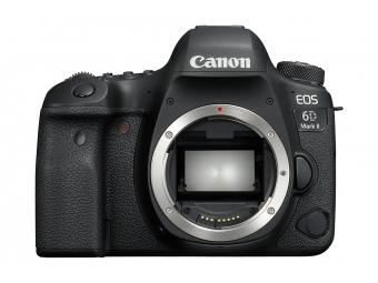 Canon EOS 6D Mark II telo + darček (pri kúpe s objektívom až -1000€ SPÄŤ)