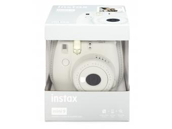 Fujifilm Instax mini 9 biely + púzdro + film na 10 fotografií