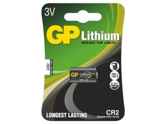 GP CR2 Lithium batéria 3V