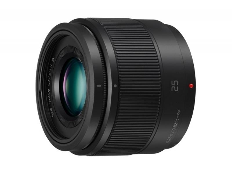 Panasonic LUMIX G 25mm F1,7 ASPH. Black OEM