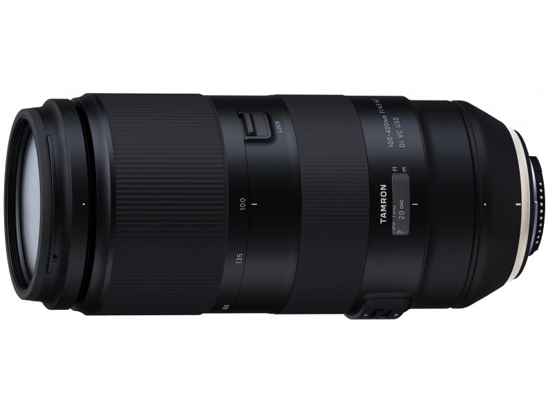 Tamron AF 100-400mm F/4,5-6,3 Di VC USD pre Canon záruka 5 rokov