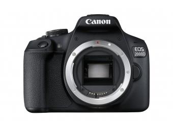 Canon EOS 2000D telo