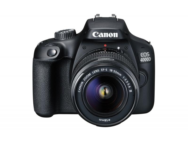 Canon EOS 4000D + 18-55 III