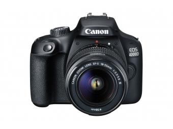 Canon EOS 4000D + 18-55 III + SB130 + 16GB SD karta