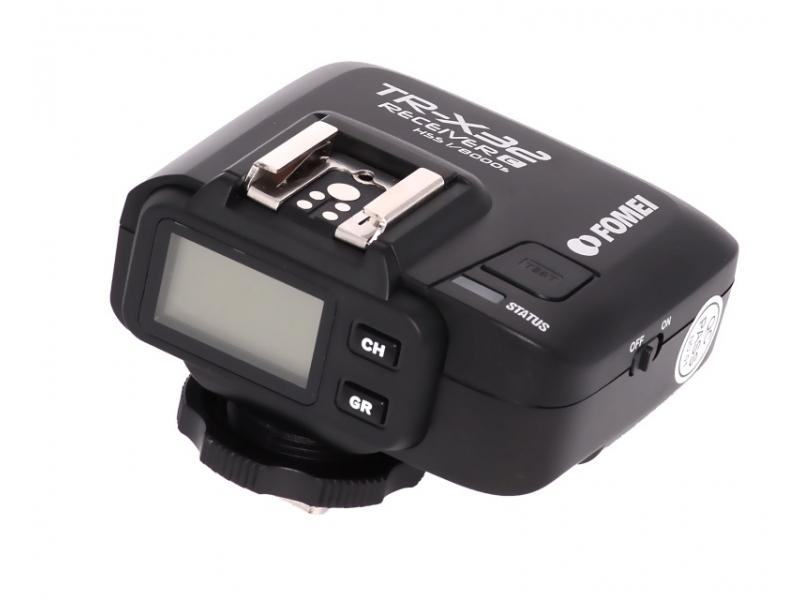 Fomei TR- X32C, prijímač pre Canon