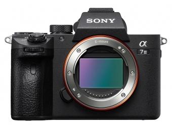 SONY ILCE-7M3 Alfa 7 III telo, bajonet E, Full-Frame snímač 24,2 MP -200€ CASHBACK + rozšírenie záruky +1 rok + 64GB rýchla SD karta ZADARMO