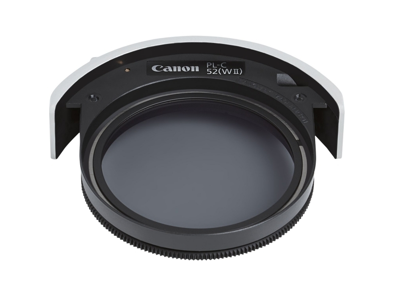 Canon Filter polarizačný PL-C 52mm DROP-IN WII