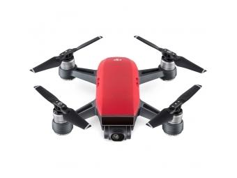 DJI Spark Fly More Combo červený