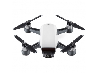 DJI Spark Fly More Combo biely