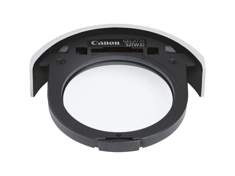 Canon zasadzovací držiak na želatínové filtre 52mm DROP-IN (WII)